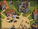 Divoké kmeny - Zobrazení vesnice